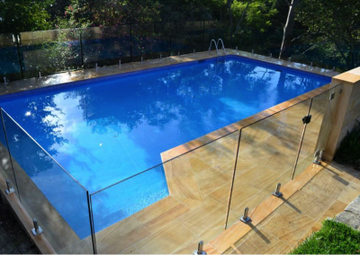 Pool renovation and fencing (North Turramurra)