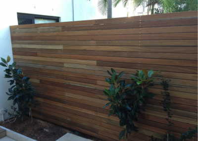 Privacy screen (Leichardt)